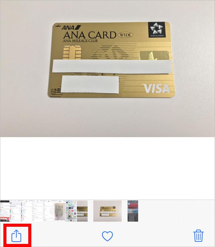 ANAゴールドカード2