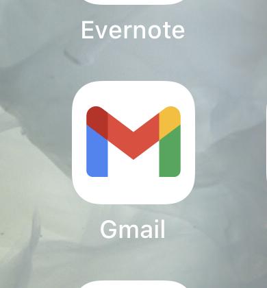 Gmailアプリアイコン