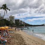 ハワイ旅行の航空券購入とホテル予約の時差